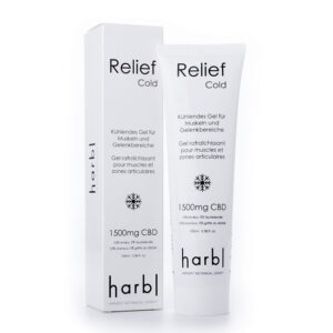 pack & tube harbl relief cold gel