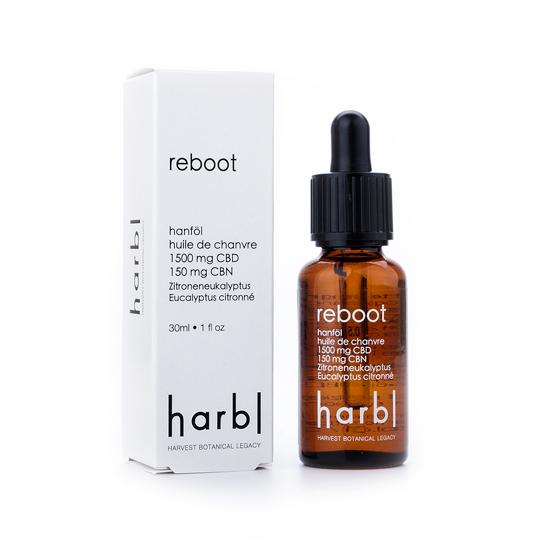 pack & bottle harbl reboot